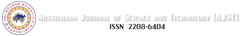 Australian Journal of Science and Technology (AJST)